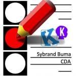 Buma (CDA) wil niet face-swappen [De Kindercorrespondent]