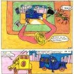 De ontsnapte gevangenen [stripverhaal]